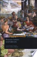 SATYRICON - con testo latino a fronte