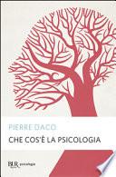 CHE COS`E` LA PSICOLOGIA