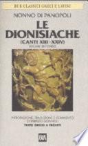 DIONISIACHE (LE)