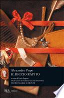 RICCIO RAPITO (IL)