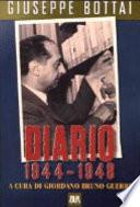 Giuseppe Bottai Diario 1944-1948