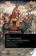 storia di Roma dalla sua fondazione,vol.quinto (libri XXI-XXIII)