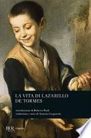 VITA DI LAZARILLO DE TORMES