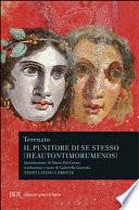 Punitore di se stesso (Classici greci e latini)