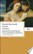 CLIZIA - ANDRIA DIALOGO INTORNO ALLA