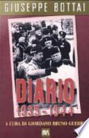 Giuseppe Bottai Diario 1935-1944