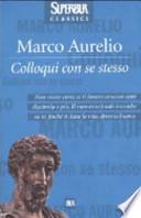 COLLOQUI CON SE STESSO