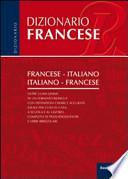 DIZIONARIO FRANCESE - RUSCONI