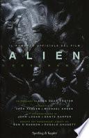 Alien Covenant un romanzo