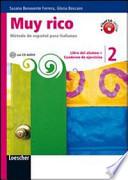 Muy Rico vol.2  Libro del alumno + cuaderno de ejercicios