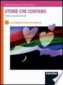 STORIE CHE CONTANO - La poesia e il teatro  Vol. B