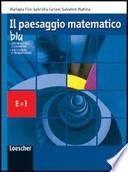 Il paesaggio matematico blu E+I