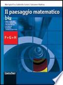 Il paesaggio matematico blu F+G+H