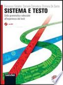 Sistema e testo.  Con CD-ROM