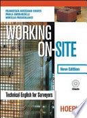 Working On-site Technical English for Surveyors