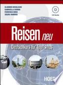 Reisen neu deutschkurs für tourismus