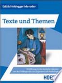 Texte und Themen