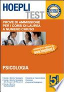 Hoepli test PSICOLOGIA. Prove di ammissione per i corsi di laurea a numero chiuso: 5
