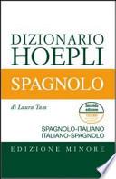 DIZIONARIO SPAGNOLO-ITALIANO ITALIANO-SPAGNOLO