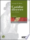 Cotidie discere Eserciziario 2  -   seconda edizione