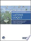 Latine Loqui