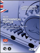 New Mechanical Topics. A Linguistic Tour through and around Mechanical Engineering  	+DIGILIBRO +CD ROOM