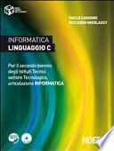 Informatica, linguaggio c