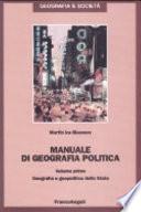 Manuale di geografia politica