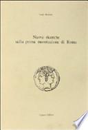 Nuove ricerche sulla prima monetazione di Roma