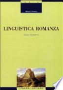 Linguistica romanza (corso introduttivo)