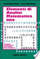 Elementi di analisi matematica 1. Versione semplificata per i nuovi corsi di laurea