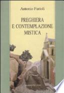 Preghiera e contemplazione mistica