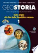 Geostoria. Con espansione online. Per le Scuole superiori. Con CD Audio. Con CD-ROM. Vol. 1