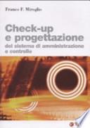 Check-up e progettazione del sistema di amministrazione e controllo