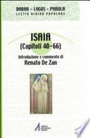 Isaia (capitoli 40-66)