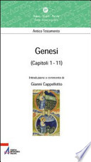 genesi capitoli 1-11