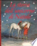 La storia dell'unicorno di Natale