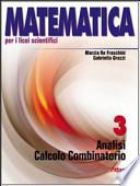 MATEMATICA PER I LICEI SCIENTIFICI 3