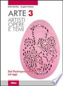 Arte 3 Artisti opere e temi