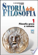 STORIA DELLA FILOSOFIA 1 + 2 + DISCIPLINE SAPERE FILOSOFICO / FILOSOFIA GRECA E ROMANA - FILOSOFIA MEDIEVALE CRISTIANA