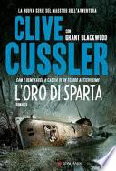 L'oro di Sparta romanzo
