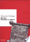 Europa persona e cultura