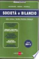 SOCIETA' E BILANCIO