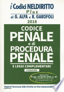 Codice penale e di procedura penale e leggi complementari