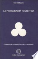 La personalità nevrotica