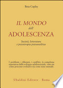 Il mondo dell'adolescenza. Società, letteratura e psicoterapia psicoanalitica.