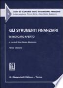Gli strumenti finanziari di mercato aperto