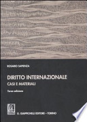 DIRITTO INTERNAZIONALE - casi e materiali