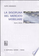 LA DISCIPLINA DEL MERCATO MOBILIARE