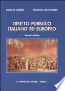 Diritto pubblico italiano ed europeo